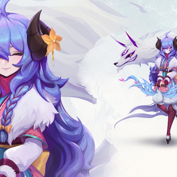 Spirit Blossom League Of Legends
