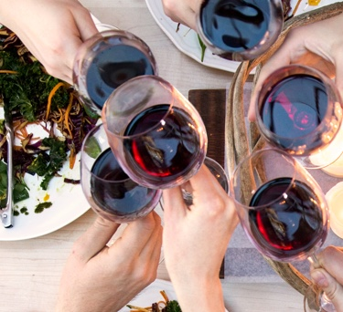 Red Wines for Winding Down Summer