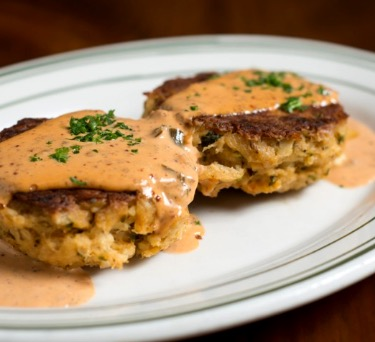 Gluten-Free New England Crab Cakes