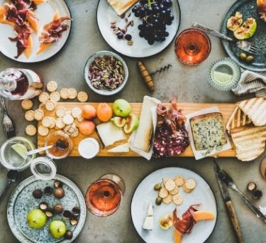 What Wine Pairs Well with Charcuterie?