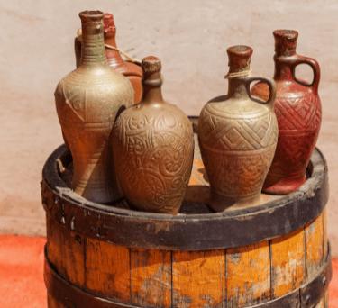 The Origins of Wine