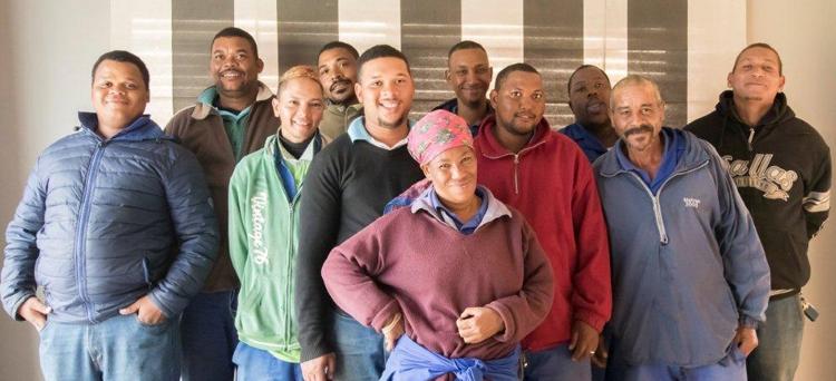 The Stellenbosch Team
