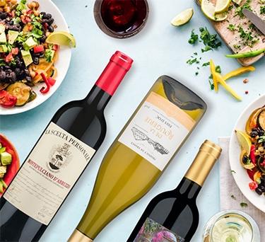 Weeknight Wine Pairings: Spring Edit