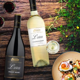 L'Arca Natural Wine Quartet