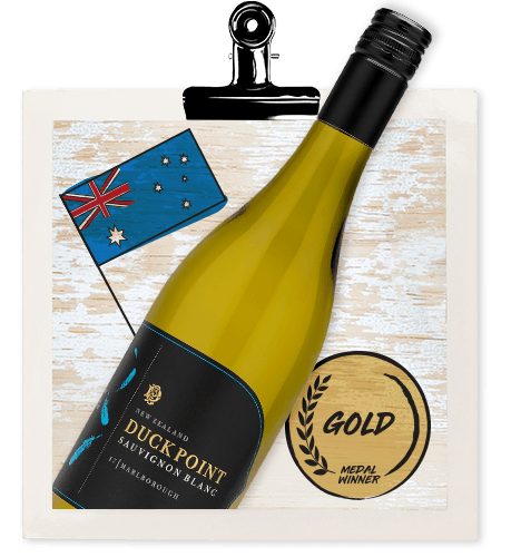 2017 Duck Point Sauvignon Blanc