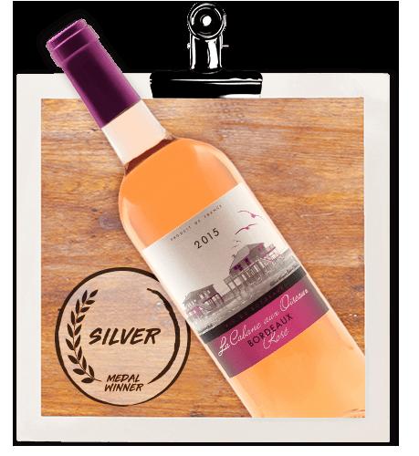 2016 Arnozan Bordeaux Rosé