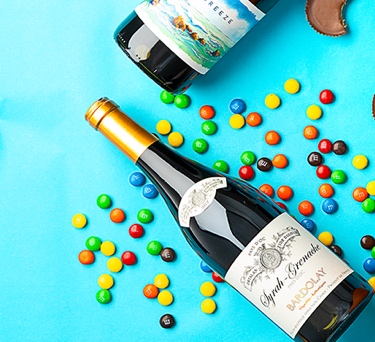 Candy & Wine Pairings