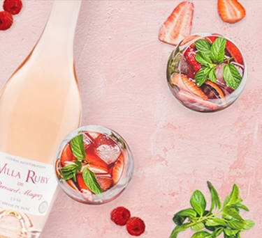 Rosé Recipe Ideas