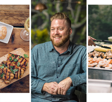 Episode 9: Grilling and Fathers with Chef Tim Hollingsworth