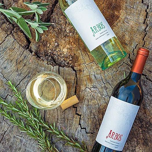 Arbos Organic Wines