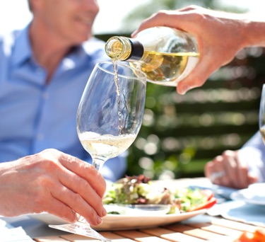 White Wines for Winding Down Summer