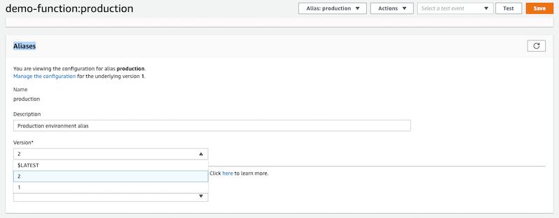 select-version-for-alias-aws-lambda.png