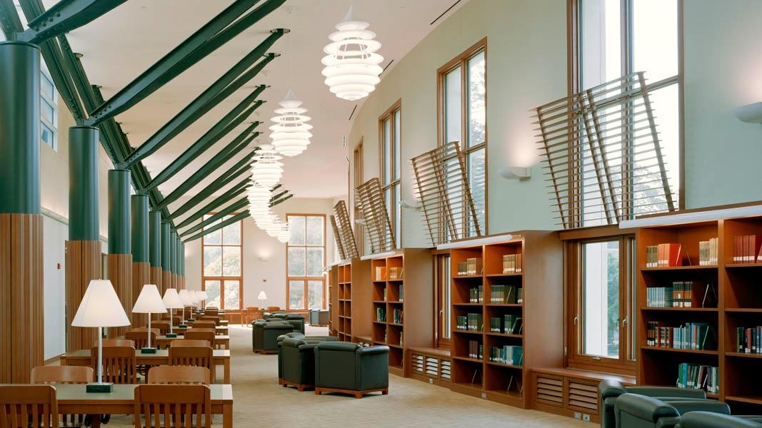 Glenside, Pennsylvania library