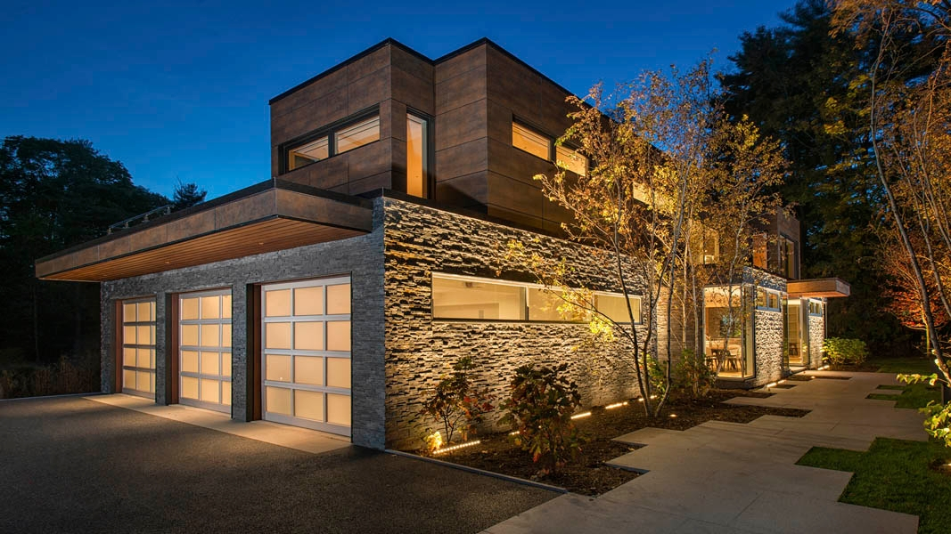New Caanan, CT house