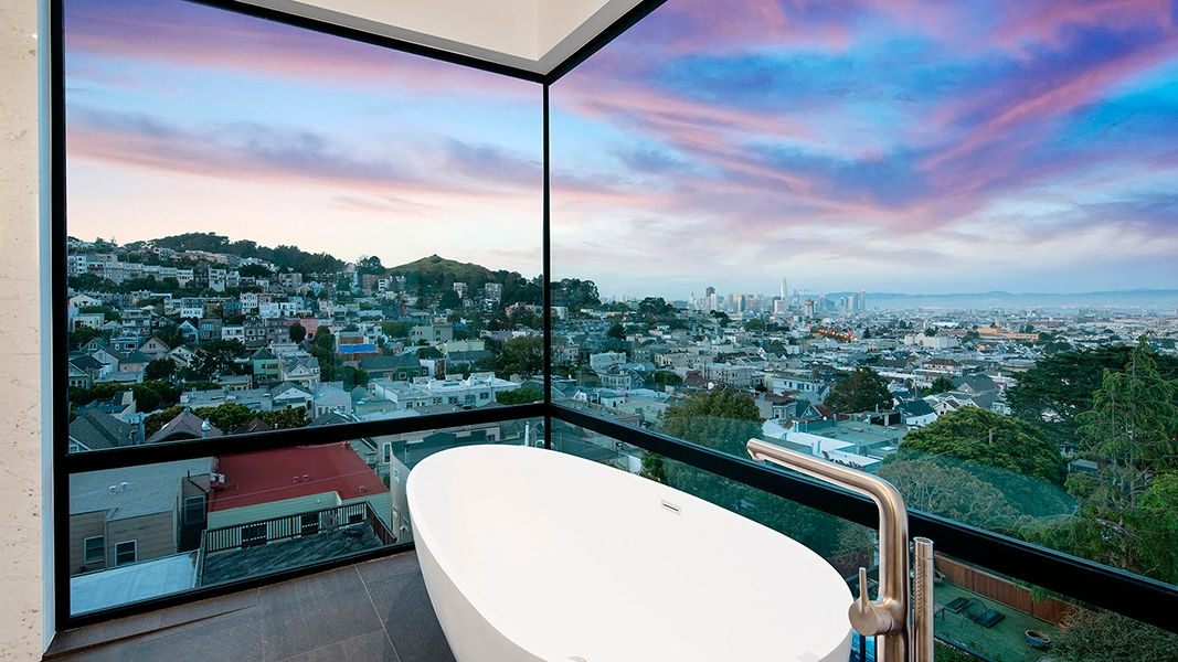 San Francisco, CA tub