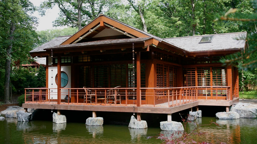 Riverwoods, Il house