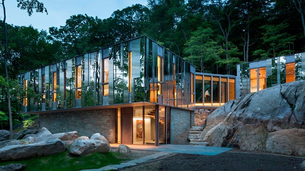 Pound Ridge, NY house
