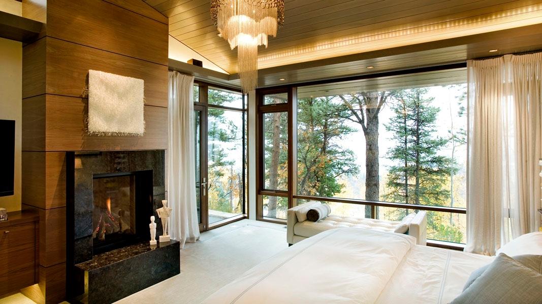 Aspen, CO bedroom