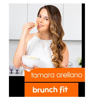 Tamara Arellano Brunch fit F live