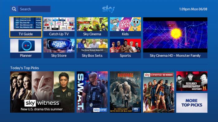 Sky News Free Tv