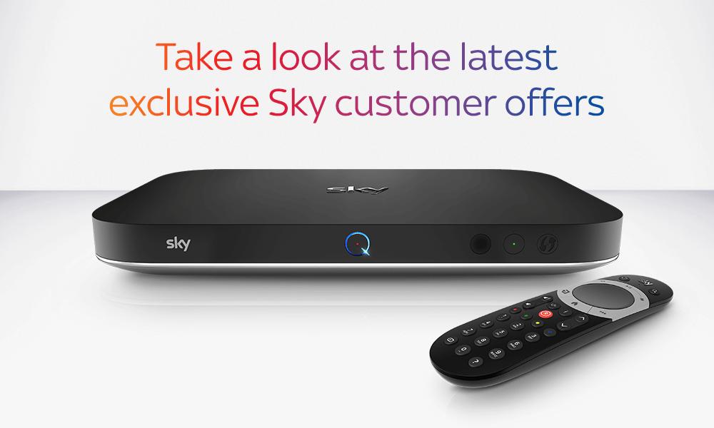 Sky Existing Customer Offers Upgrades Sky Com