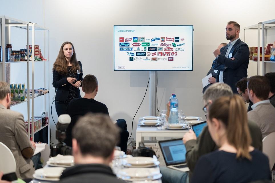 Medienkonferenz vom 6. März 2018 im BRACK.CH Pop-up Store Zürich-Bahnhofstrasse