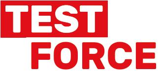 Test Force Logo