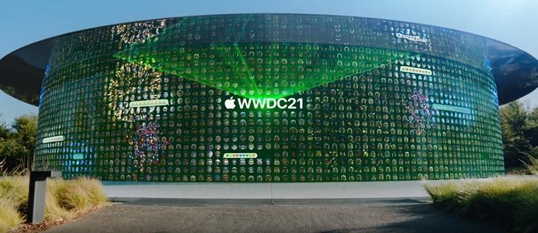 Das Apple-Hauptquartier in Kalifornien