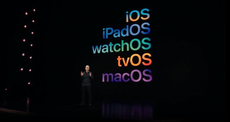 Die Betriebssysteme von Apple