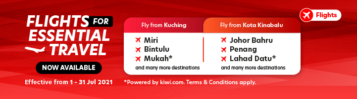 Flights For Essential Travel
