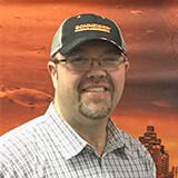 Schneider Field Recruiter Marty Frady