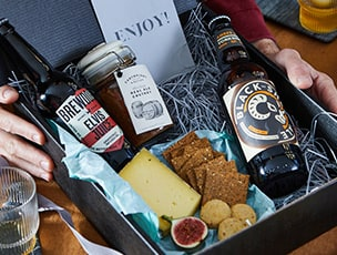 View all corporate hampers