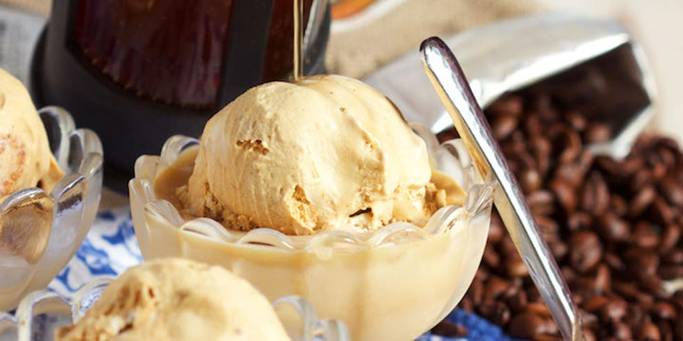 Pumpkin Affogato