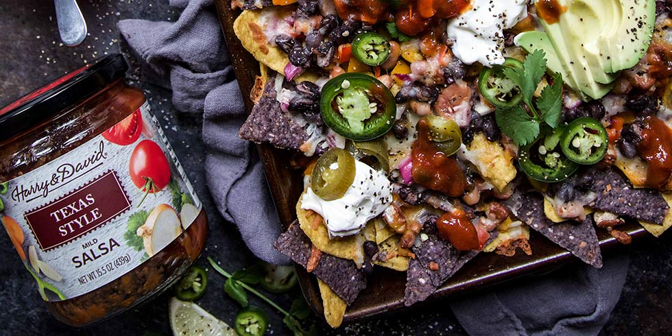 Sheet Pan Nachos for Game Day