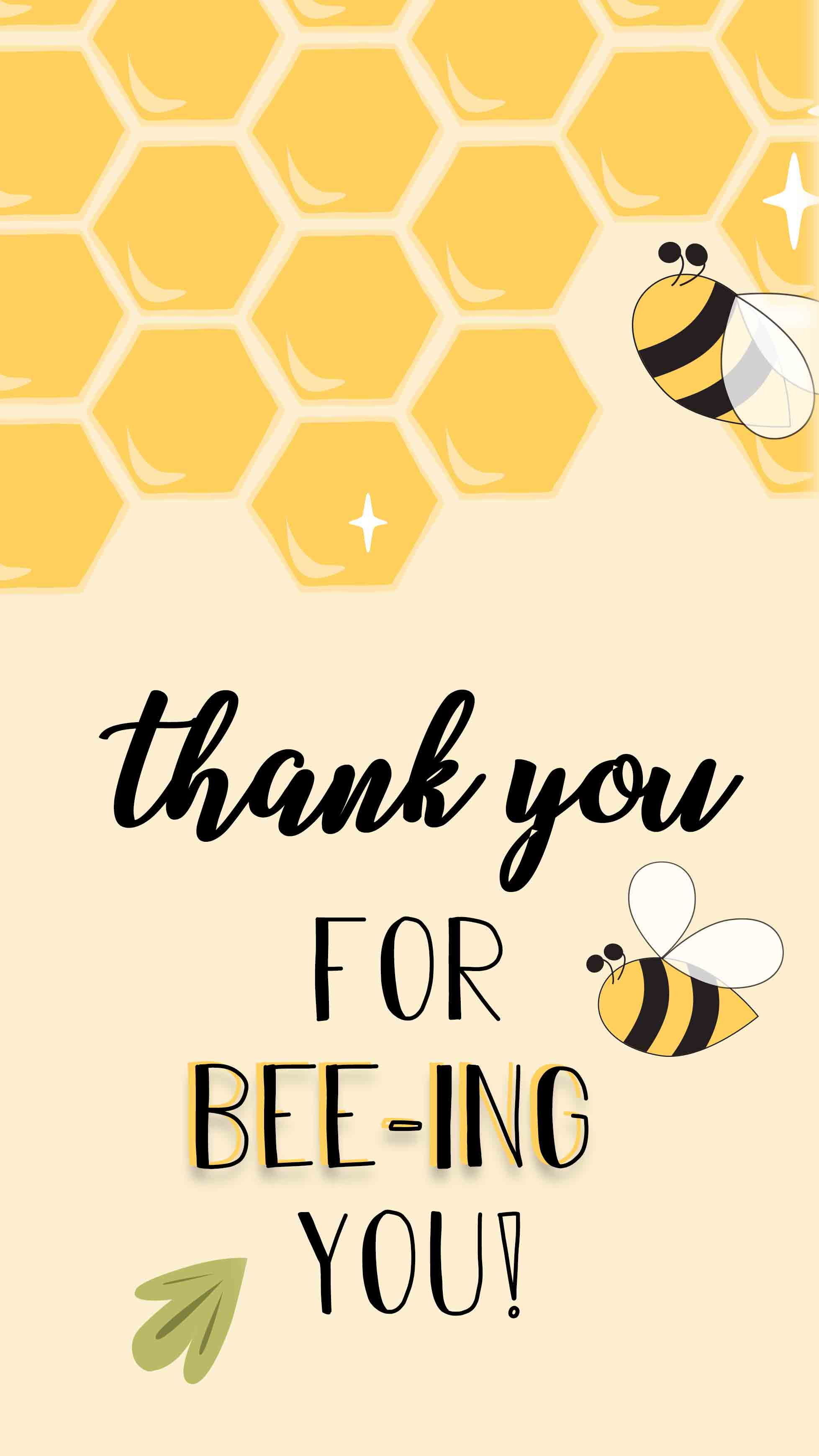 Bee-ing You