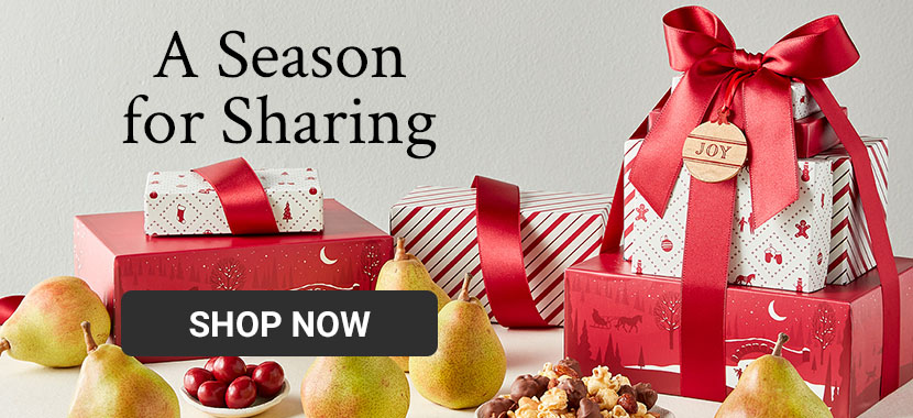 Share the Joy of the Season