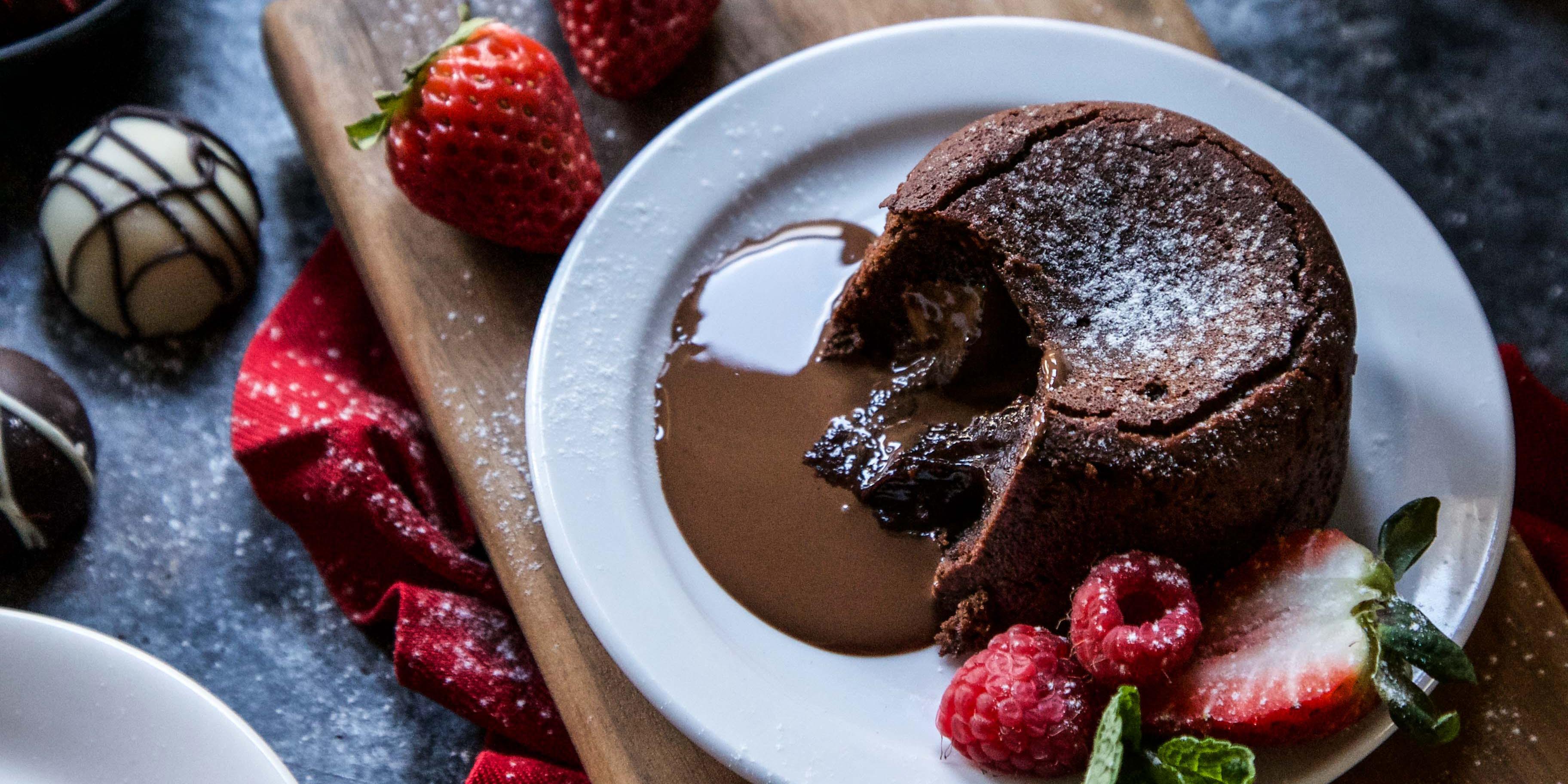 Cara Membuat Choco Lava Chocolatos