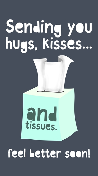 Kisses and Tissues II