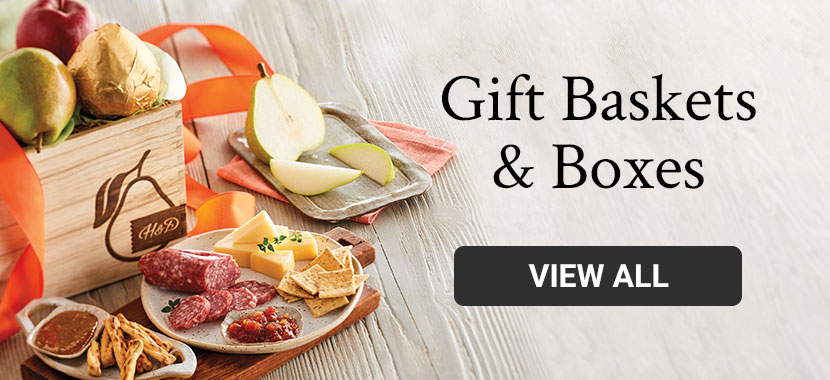 All Gift Baskets & Boxes