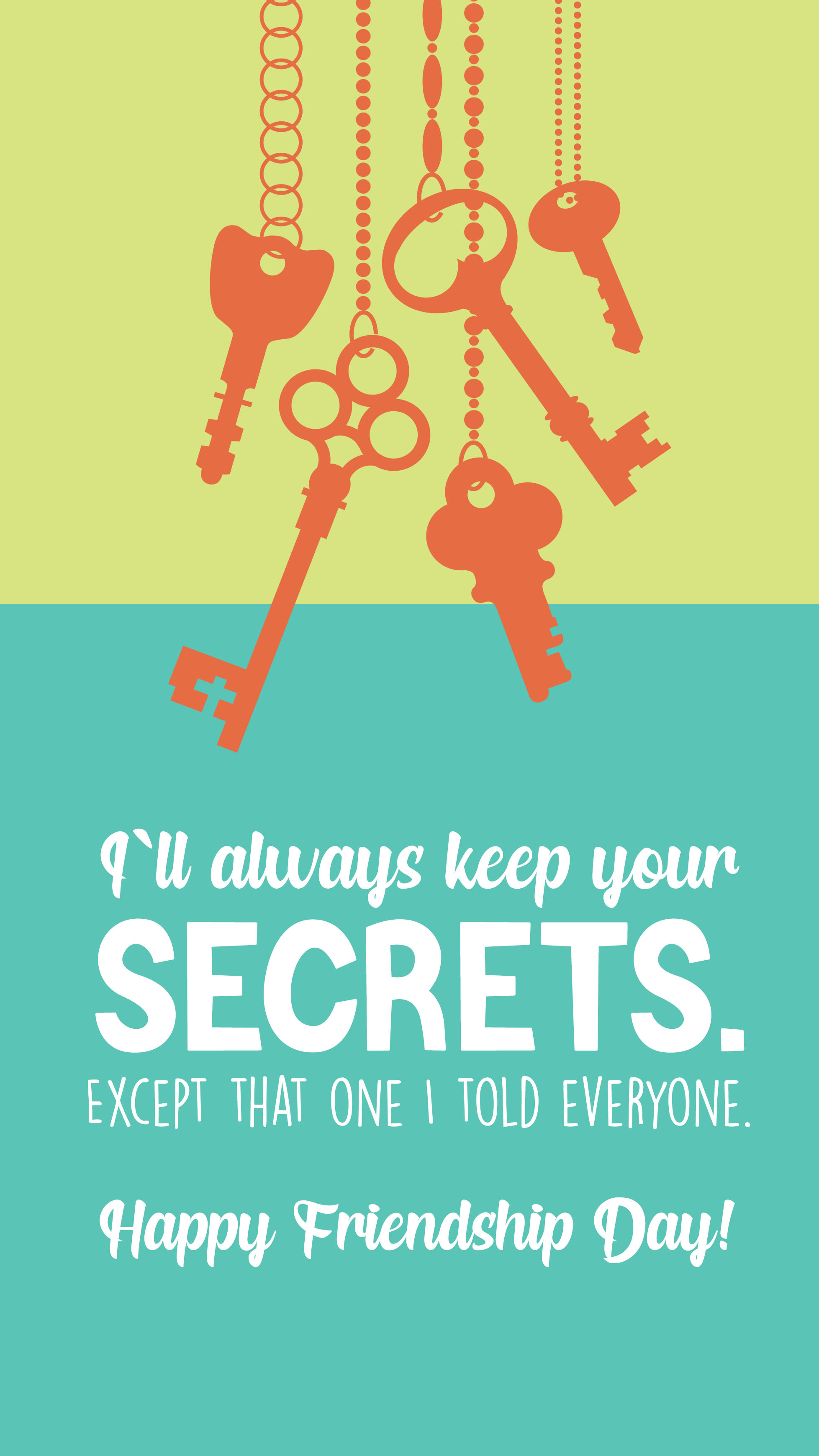 Keep Your Secrets
