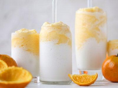 Orange Coconut Smoothie