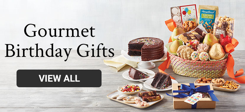 Shop Gourmet Birthday Gifts