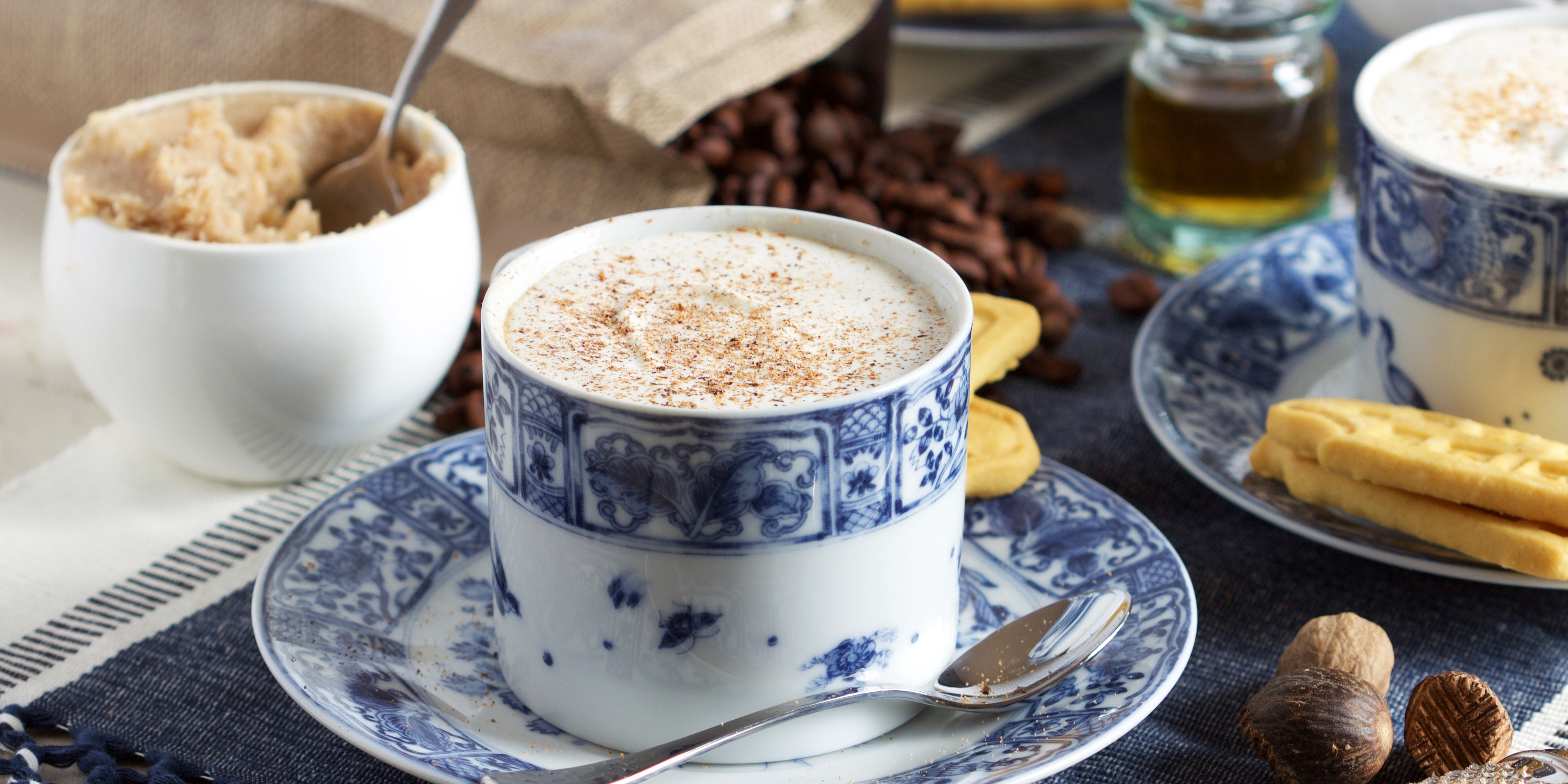Hot Buttered Rum Coffee