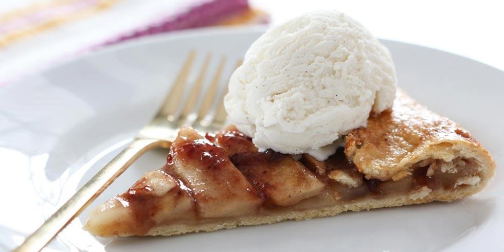 Sweet Apple Crostata