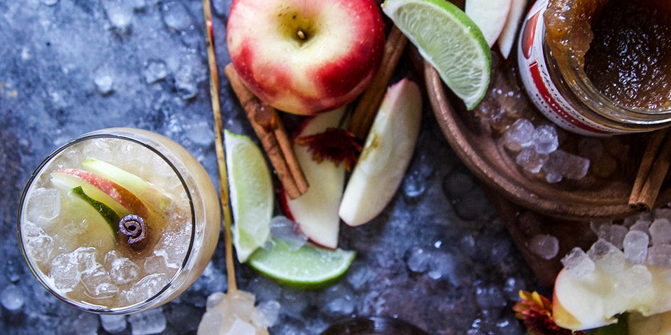 Apple Butter Cocktail