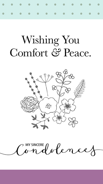 Comfort and Peace II