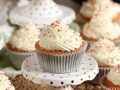 Orange Creamsicle Cupcake Recipe