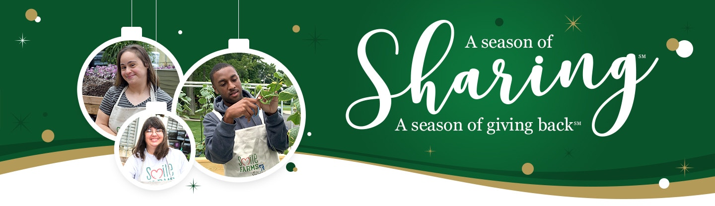 Season of Sharing Banner