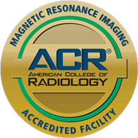 graphic of american college of radiology gold seal