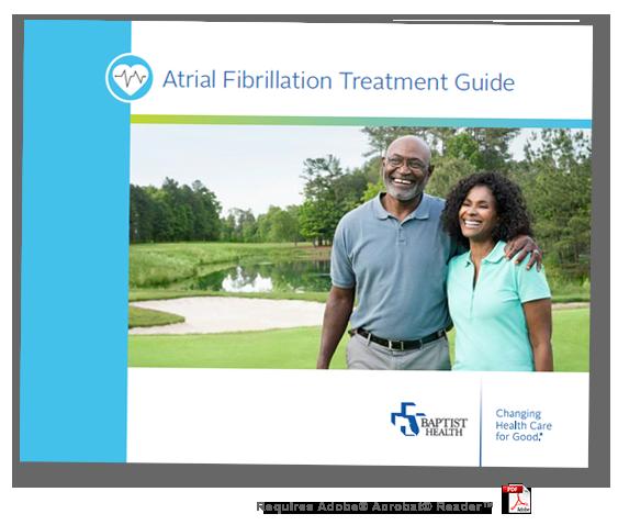 Atrial Fibrillation Treatment Guide